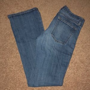 JCrew Light Wash Bootcut Jeans